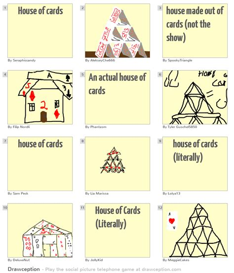 house of cards game house of cards