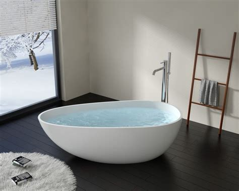 egg shaped bathtub bw 01 l egg shaped modern stone resin freestanding bathtub modern bathtubs san