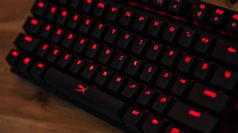 Keyboard Gaming Hyperx review hyperx alloy fps gaming keyboard gamecrate
