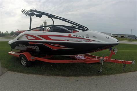 sea doo speedster boats for sale uk 2009 sea doo speedster 200 power new and used boats for sale