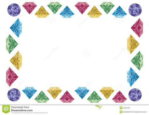 home design free gems diamond clipart diamond border pencil and in color