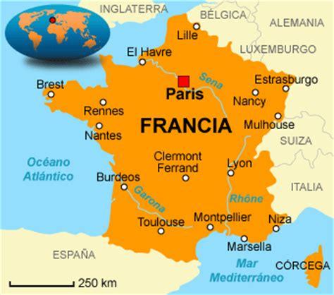 imagenes satelitales de francia mapa de francia geograf 237 a tur 237 stica