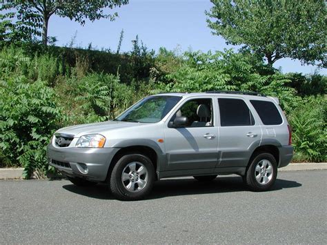 review 2003 mazda tribute