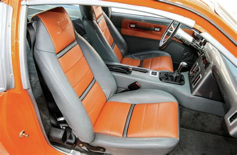 auto upholstery manassas va this pro touring 1977 chevrolet monza is a cure for the
