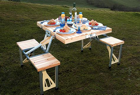 Portable Picnic Table by Portable Picnic Table