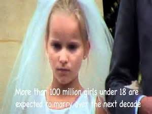 married at age 12 youtube