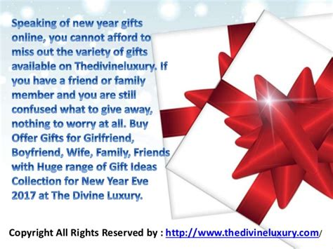 new year gifts for husband wife boyfriend girlfriend