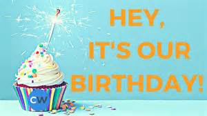 hey it s our birthday coverwallet