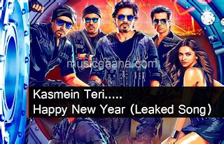new year free mp3 songspk kasmein teri happy new year 2014 leaked song