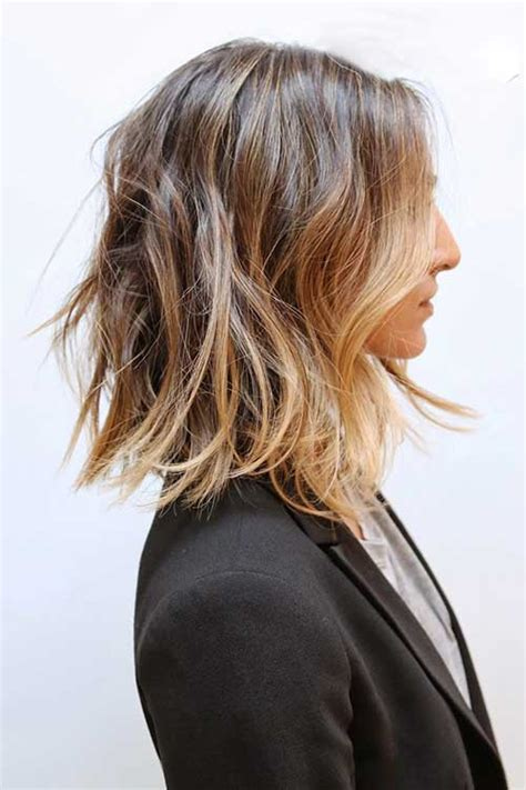 pictures of ombre hair on bob length haur 15 balayage bob haircuts bob hairstyles 2017 short
