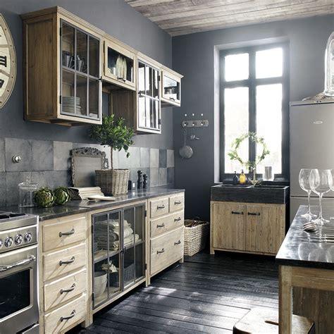Smallbone Cabinets Meubles De Cuisine Ind 233 Pendant Et Ilot Maison Du Monde