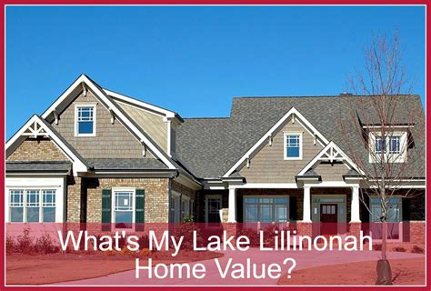 what s my lake lillinonah home value