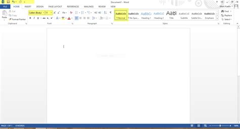 how to change the default template in word 2007 alphr
