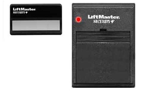 Set Liftmaster Garage Door Remote Sears Craftsman Liftmaster Chamberlain Garage Door Opener In Receiver And Transmitter Set