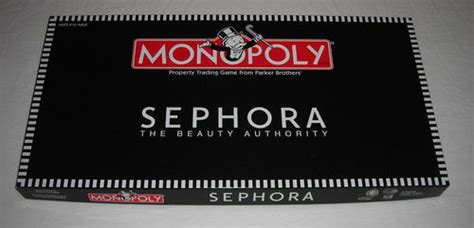 Sephora Monopoly by 19 Monopoly