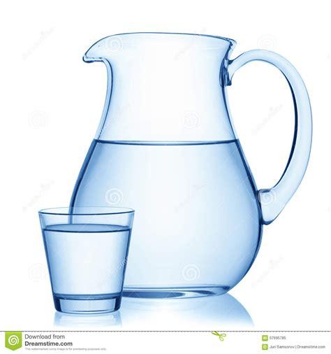 imagenes de jarras vintage jarra y un vidrio de agua imagen de archivo imagen de