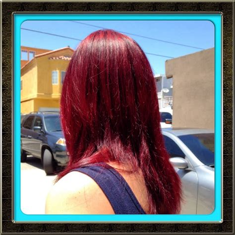 cola cola hair color cherry cola red this hair color is sure to get you