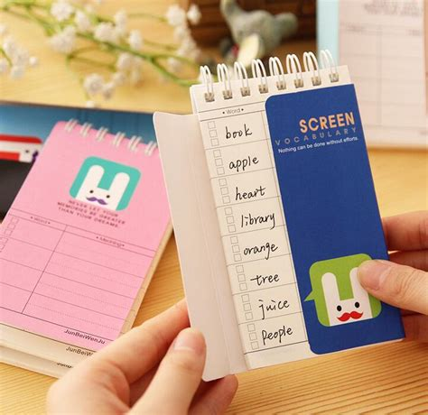 korean picture books popular vocabulary notes buy cheap vocabulary notes lots