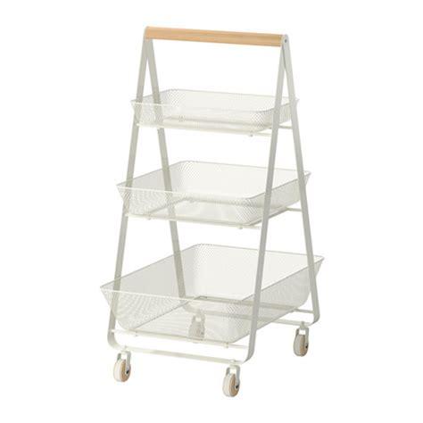 Ikea Kitchen Cart by Risatorp Utility Cart Ikea