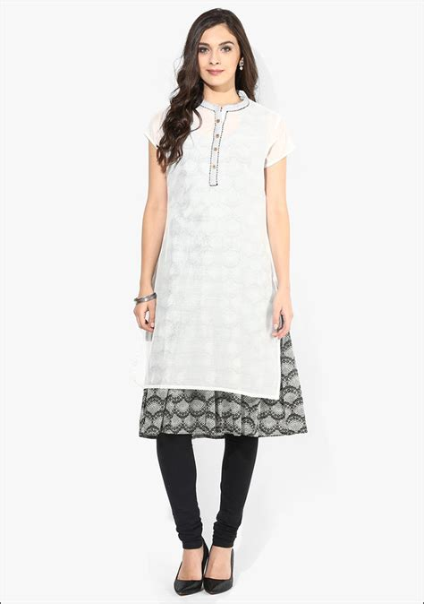double pattern kurti top 25 kurti designs that totally fit the ethnic bill
