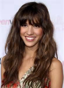 hairstyles with fringe bangs 21 amazing hairstyles with bangs pretty designs