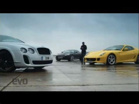 Mag Bentley Bentley Continental Supersports V 599 Hgte V Aston