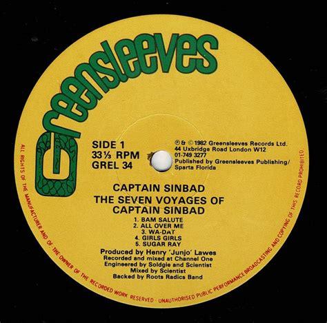 the voyages of captain lp vinyl shm records