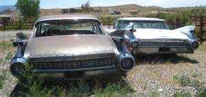 1959 Cadillac For Sale 1959 Cadillacs For Sale Two Cars For Sale In Whitewater