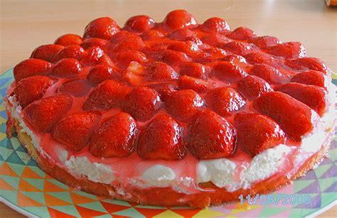 erdbeer kuchen erdbeerkuchen rezept gallery