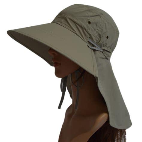 Anti Uv Sun Hat fashion foldable outdoor anti uv protection sun hat