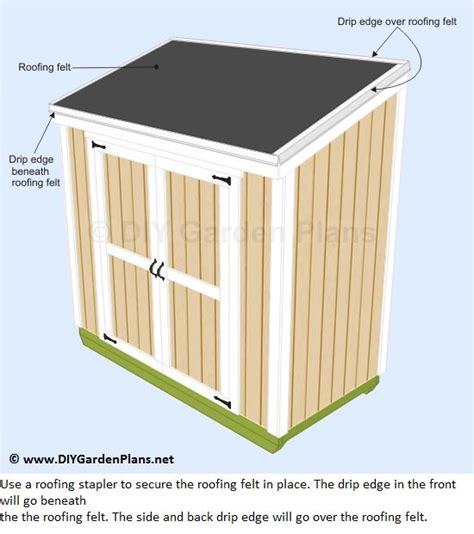 Roof Felt For Sheds by 25 Best Ideas About Shed Roof Felt On Roofing