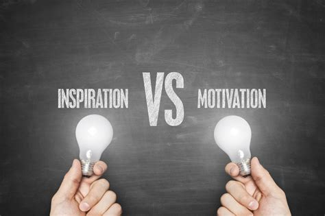 inspiration for inspiration vs motivation steve krivda