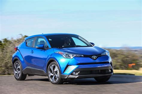 toyota c 2018 toyota c hr first drive review motor trend