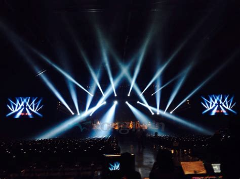 stage lighting design thailand light and sound design project longman stage