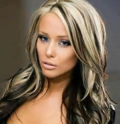 hair styles brown on botton and blond on top pictures of it 12 edgy chic black and blonde hairstyles pretty designs