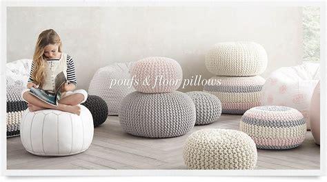 poufs floor pillows rh baby child