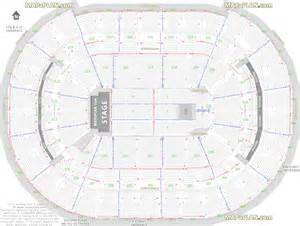 washington dc verizon center detailed seat amp row numbers washington dc verizon center seat numbers detailed seating