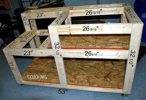 table saw bench plans table saw workbench with wood storage