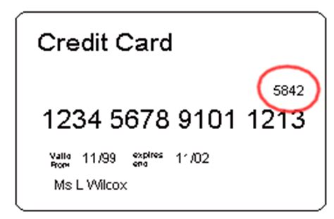 Credit Card Mmyy Format Card Verification Code