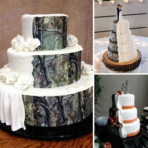 you had me at camo 5 cake themes for your camo wedding