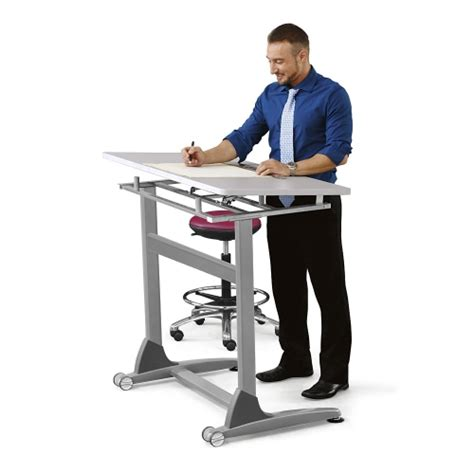 Our Top Ten Standing Desks Tables Nbf Blog Standing Drafting Table
