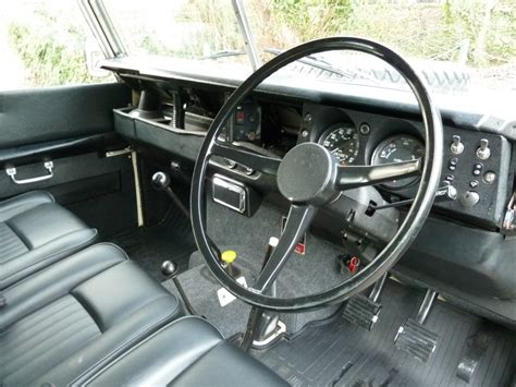 land rover series 3 interior ubx 929t 1978 series iii quot lucille quot 40 000 genuine