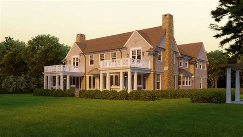 shingle house plans crane pond shingle style home plans by david neff