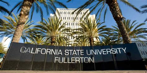 Csu Mba Registration by California State Fullerton Fullerton