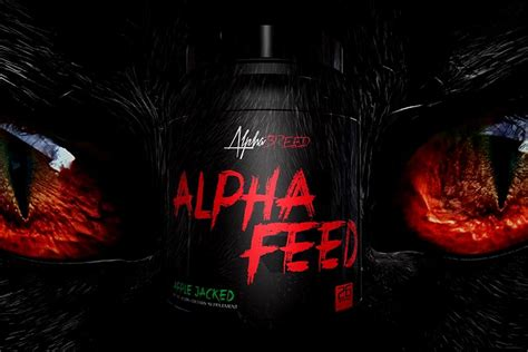 alpha breeds alpha feed a whey protein formula coming soon from alpha breed
