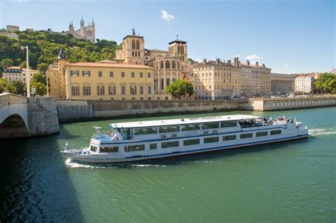 the boat lyon boat tours in lyon saone and rhone rivers cruises