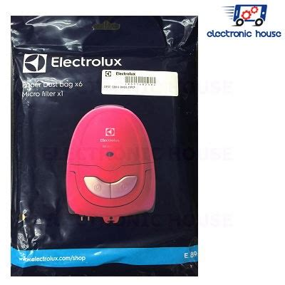 Vacuum Cleaner Electrolux Listo qoo10 electrolux e89 dust bag for vacuum cleaner listo