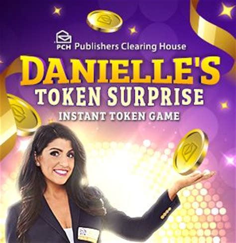 Pch Scratch Off Games - sweepstakes danielle s token surprise in it to win it pinterest scratch off and game