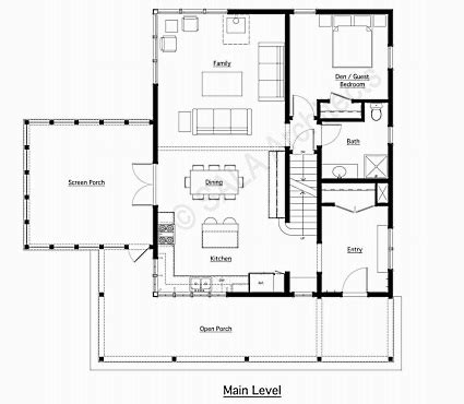 cabin floor plans with screened porch farm house plans pastoral perspectives