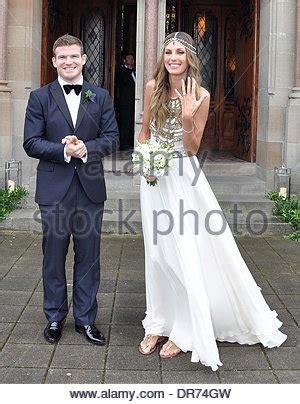 gordon d'arcy and aoife cogan the wedding of model aoife